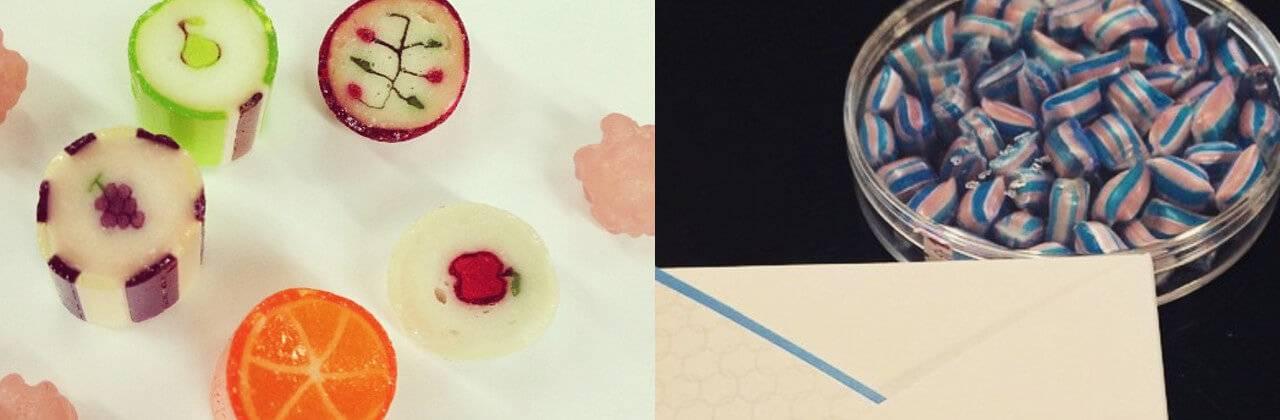 パパブブレ、京都クロッシェの飴